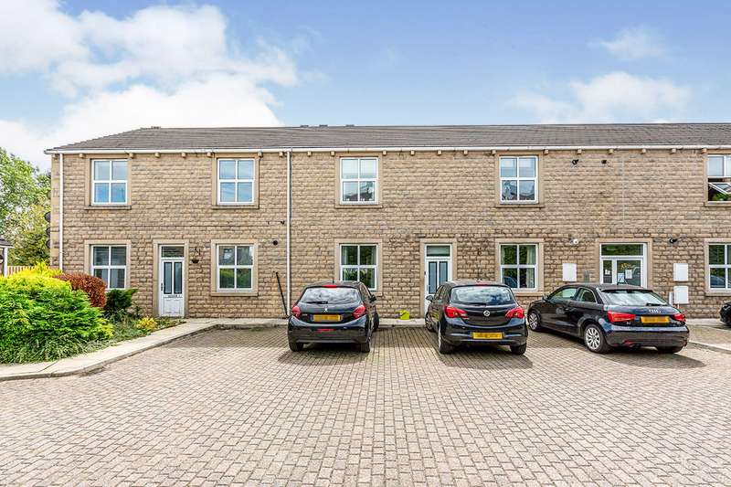 2 Bedrooms Apartment Flat for sale in The Conifers, Nicholas Street, Briercliffe, Burnley, BB10