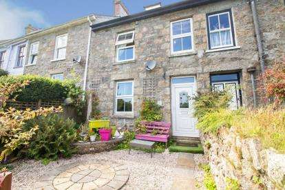 3 Bedrooms Terraced House for sale in Trencrom, Lelant Downs, Hayle