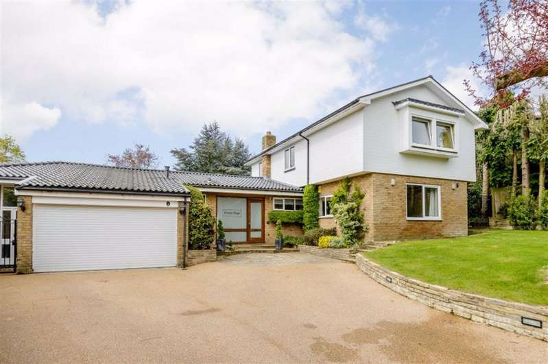 5 Bedrooms House for sale in Latimer Road, Barnet, Hertfordshire