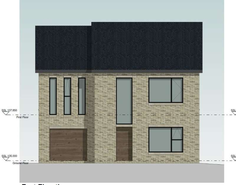 4 Bedrooms Detached House for sale in Plot 3, Creswick Lane, Grenoside, Sheffield, S35 8NL