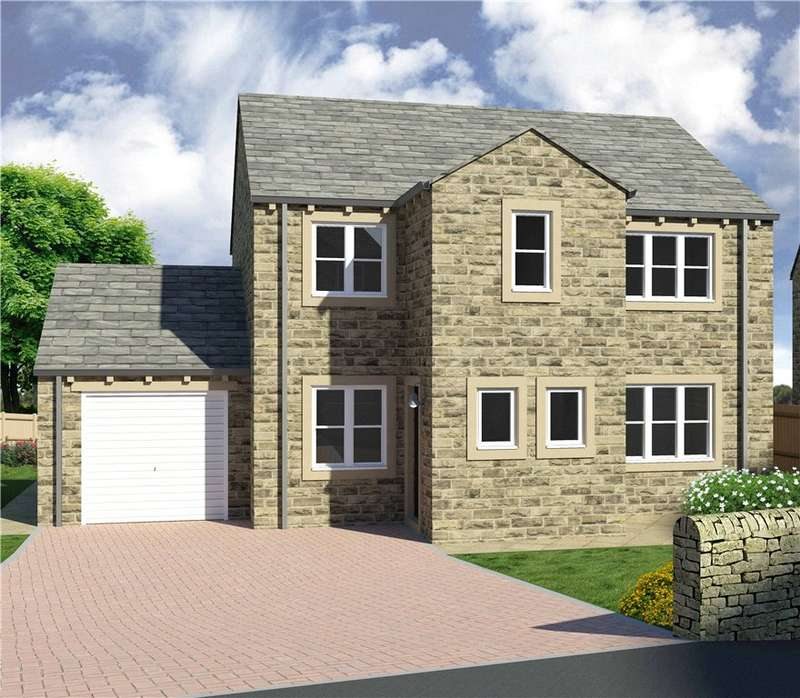 4 Bedrooms Detached House for sale in Cobbydale Way, Silsden, Keighley, West Yorkshire