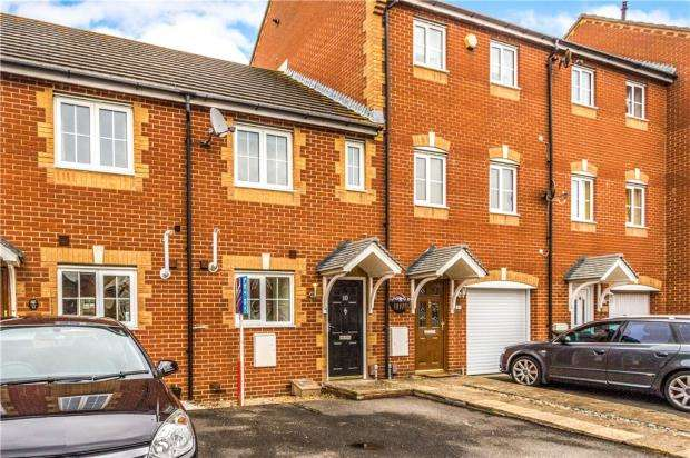 2 Bedrooms Terraced House for sale in Leander Drive, Gosport, Hampshire