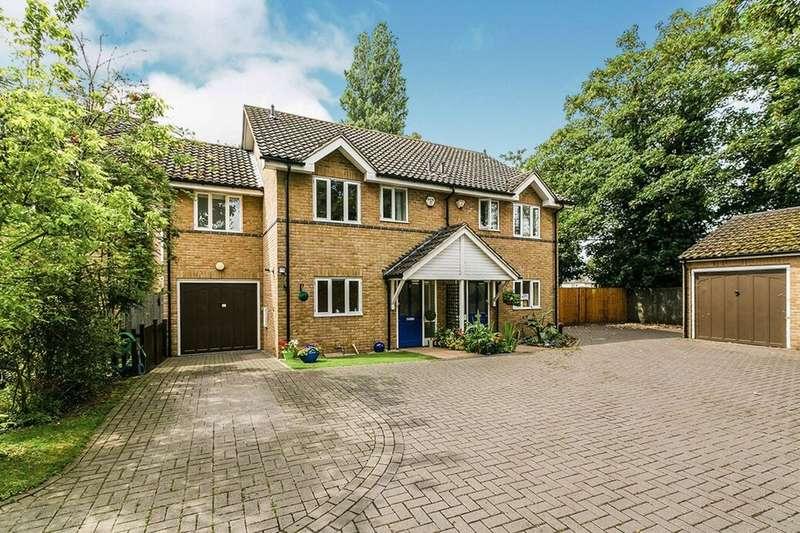 4 Bedrooms Semi Detached House for sale in Craigie Court Carleton Road, Dartford, DA1