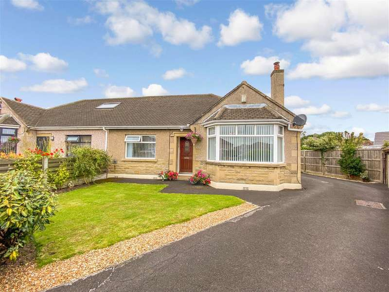 2 Bedrooms Semi Detached Bungalow for sale in Stainton Grove, Morecambe