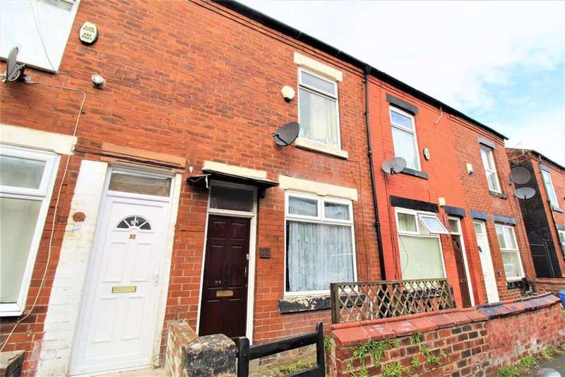2 Bedrooms Terraced House for sale in Randolph Street, Manchester