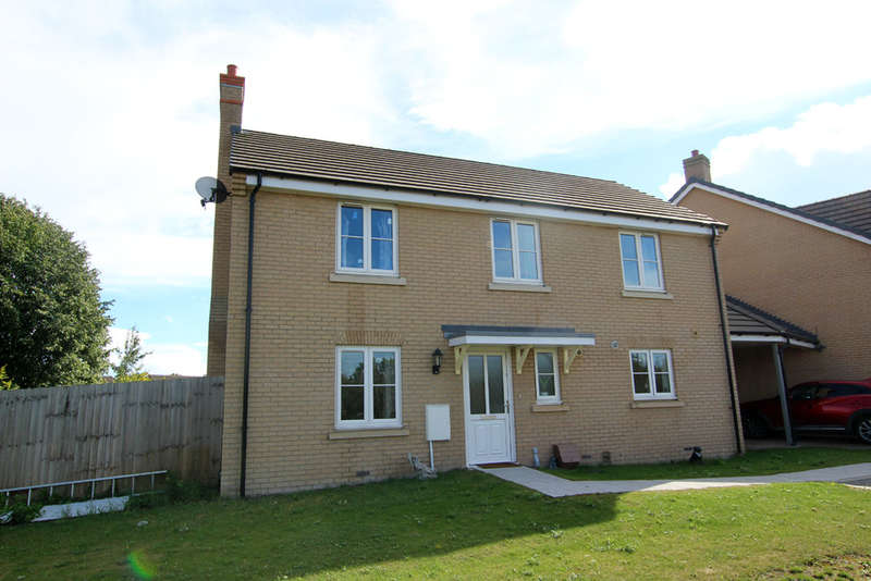 4 Bedrooms Detached House for sale in Mccrae Close, Royston