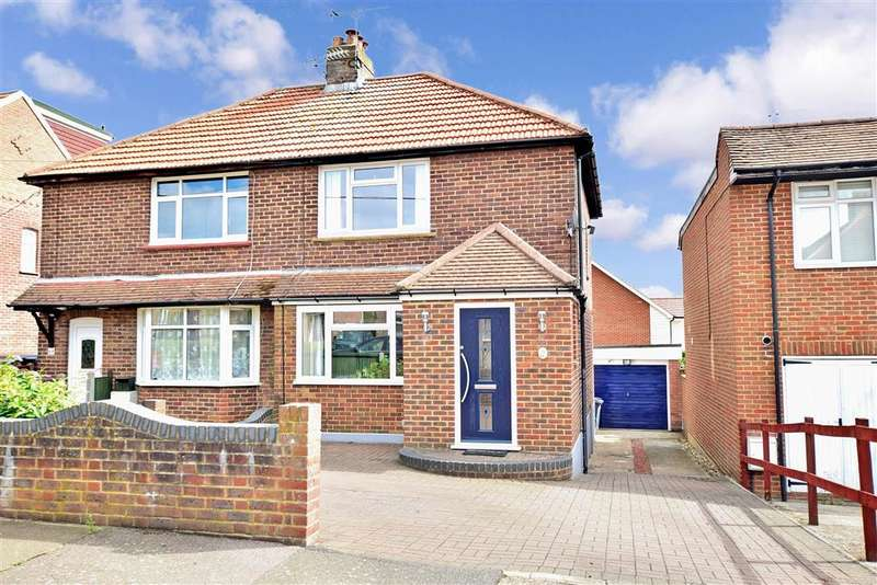 3 Bedrooms Semi Detached House for sale in Deansway Avenue, , Sturry, Canterbury, Kent