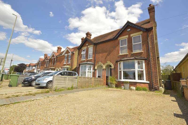 3 Bedrooms Semi Detached House for sale in Loose Road, Maidstone, Kent, ME15