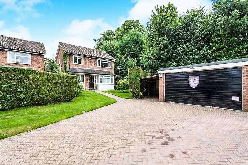 3 Bedrooms Detached House for sale in The Coppice, Pembury, Tunbridge Wells, Kent, TN2