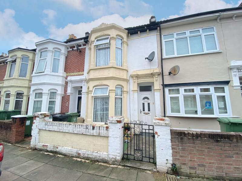 2 Bedrooms House for sale in Beaulieu Road, Portsmouth, Hampshire, PO2