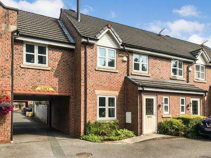 3 Bedrooms Terraced House for sale in Nithe Walk, Brandlesholme, Bury, Greater Manchester, BL8