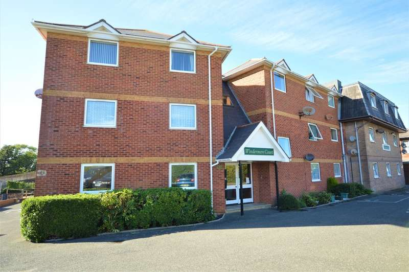 2 Bedrooms Flat for sale in Sandown Road, Shanklin