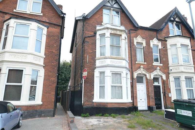 1 Bedroom House Share for rent in Gillot Road, Edgbaston, Birmingham