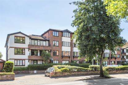 1 Bedroom Flat for sale in The Oasis, 124 Widmore Road, Bromley
