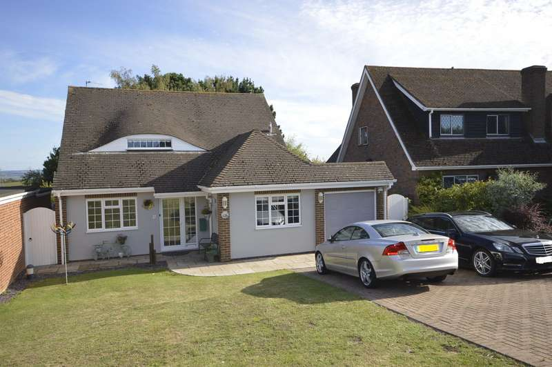 3 Bedrooms Detached House for sale in Cooling Road, High Halstow, Rochester, Kent, ME3