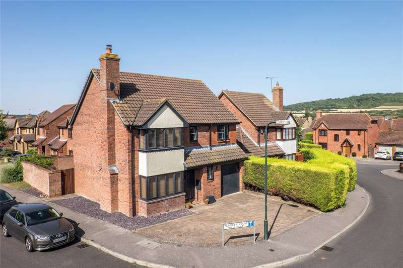 5 Bedrooms Detached House for sale in Scholey Close, Halling, Rochester, Kent, ME2