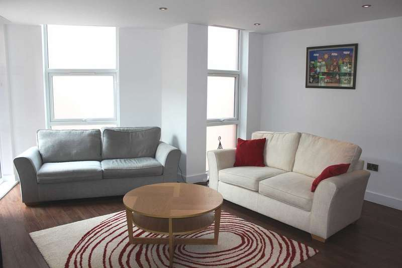 1 Bedroom Flat for rent in Kennedy Building, 6 Murray Street, New Islington