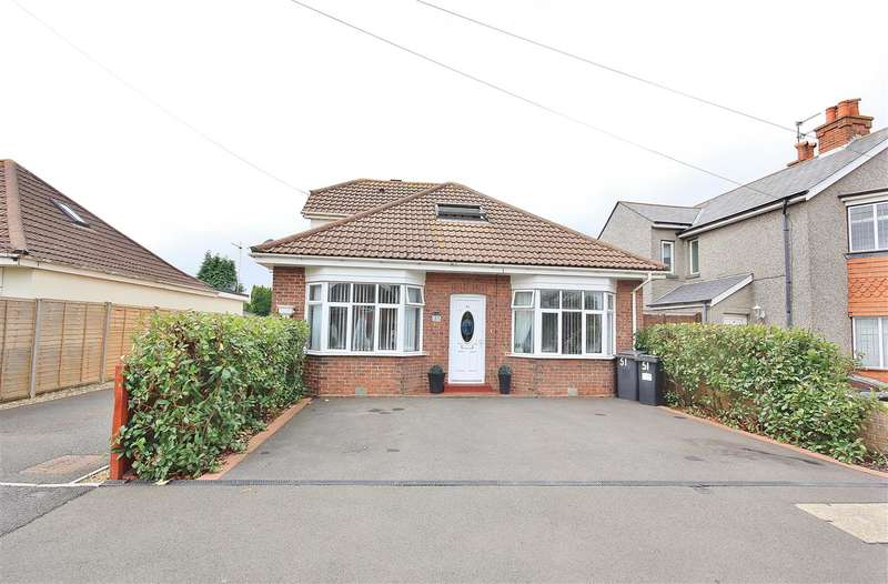 5 Bedrooms Bungalow for sale in Boundary Road, Ensbury Park, Bournemouth