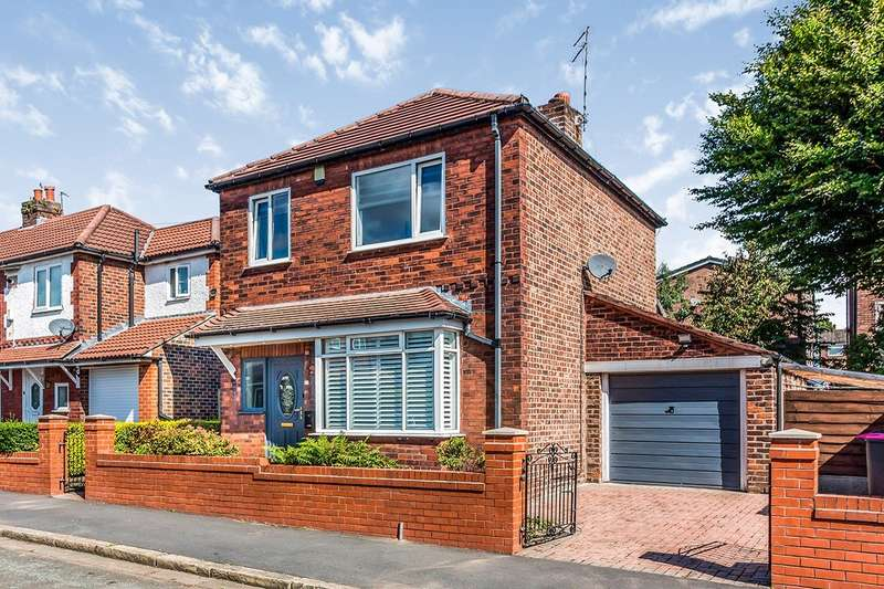 3 Bedrooms Detached House for sale in Brentwood Road, Swinton, M27