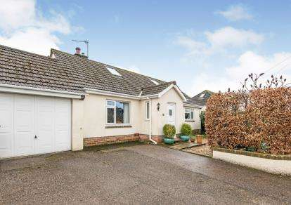 4 Bedrooms Bungalow for sale in Honiton, Devon