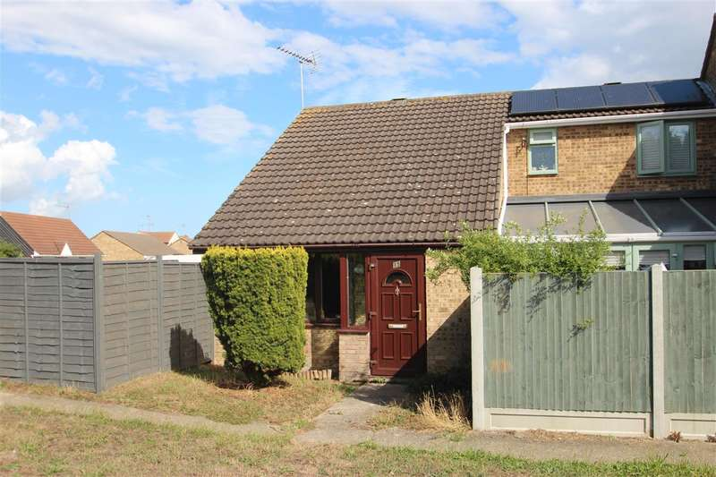 1 Bedroom Property for sale in Totteridge Close, Clacton-on-Sea