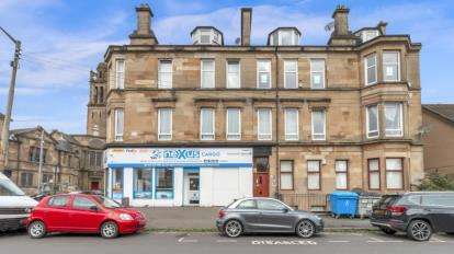 3 Bedrooms Flat for sale in Forth Street, Glasgow