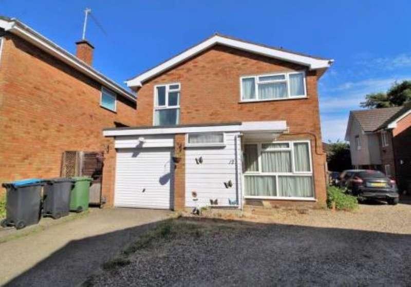 4 Bedrooms Detached House for sale in Glebe Close, Hemel Hempstead, Hertfordshire, HP3 9PA