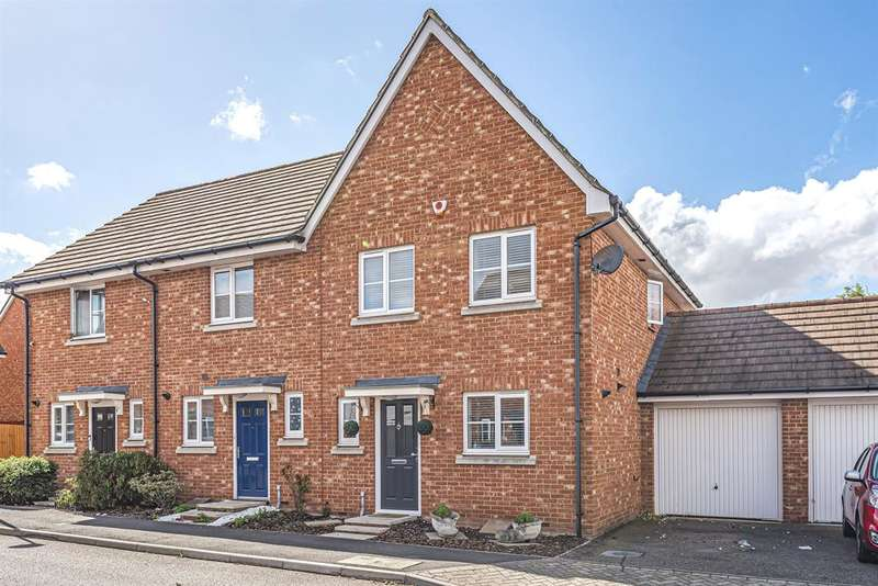 3 Bedrooms End Of Terrace House for sale in Gold Drive, Wainscott,