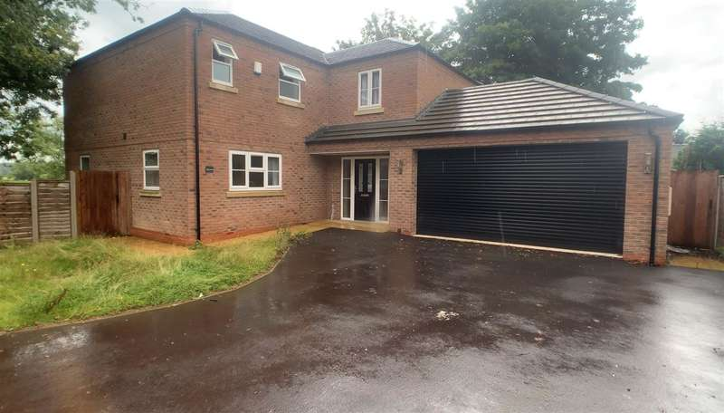 5 Bedrooms Detached House for sale in River View, Rickerscote Road, Stafford