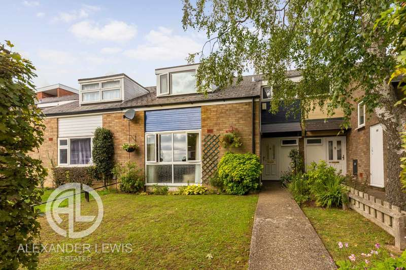 3 Bedrooms Terraced House for sale in Lannock, Letchworth Garden City, SG6 2QD