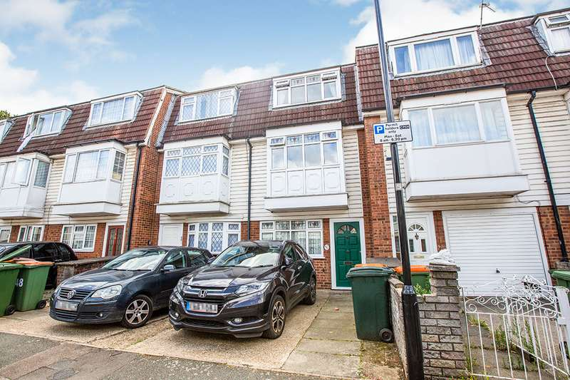 3 Bedrooms House for sale in Wilkinson Road, London, E16
