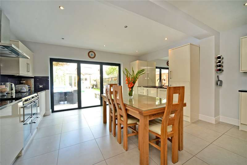 5 Bedrooms End Of Terrace House for sale in Esher Avenue, Cheam, Sutton, SM3