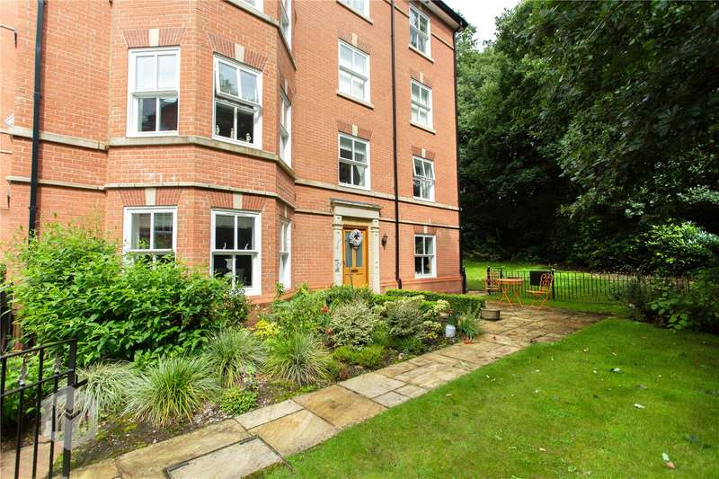 2 Bedrooms Flat for sale in Clevelands Drive, Bolton, Greater Manchester, BL1