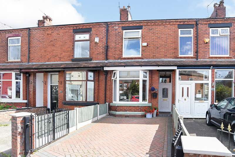 2 Bedrooms House for sale in Moorside Street, Droylsden, Manchester, Greater Manchester, M43