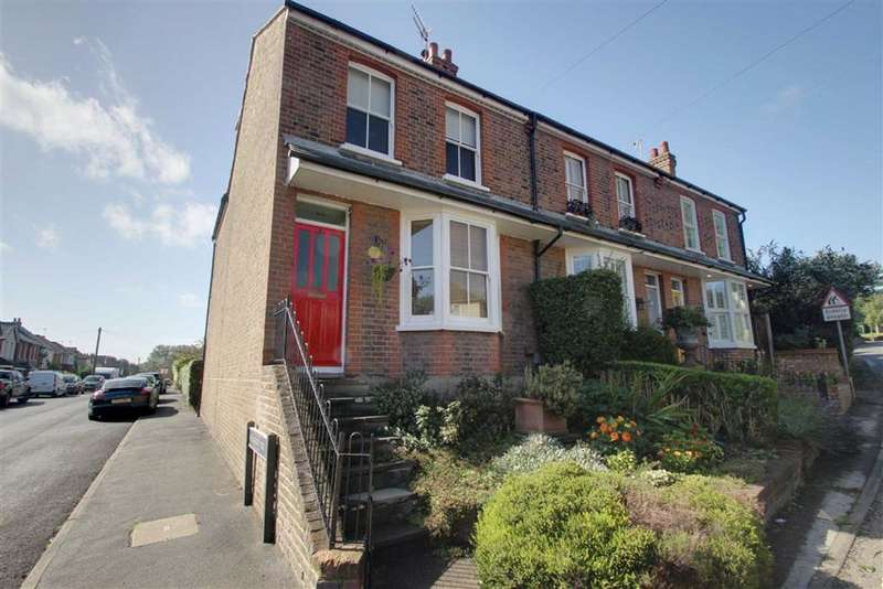 3 Bedrooms End Of Terrace House for sale in Kings Langley