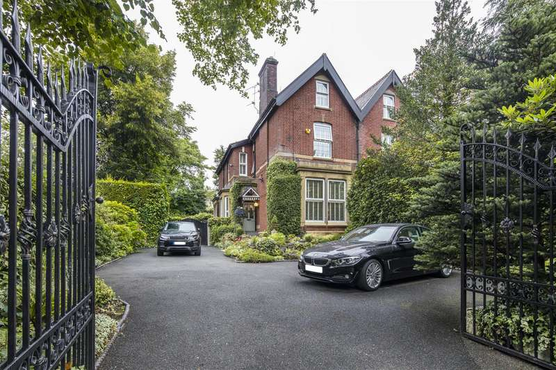 4 Bedrooms Semi Detached House for sale in Pinfold Lane, Whitefield, Manchester