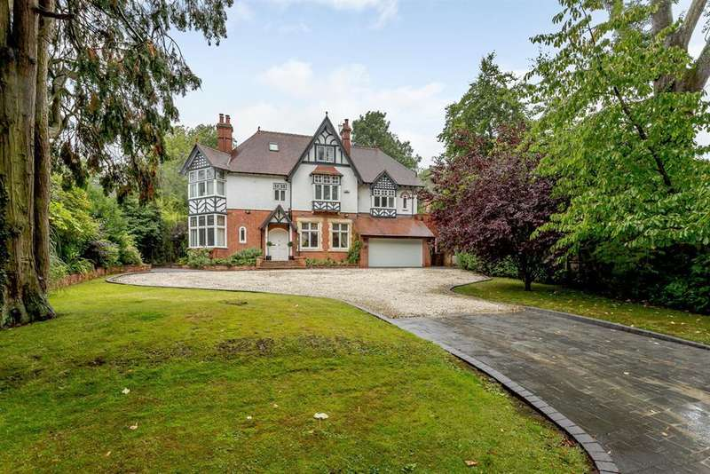 8 Bedrooms Detached House for sale in The Crescent, Hampton-in-Arden, Solihull, B92 0BP