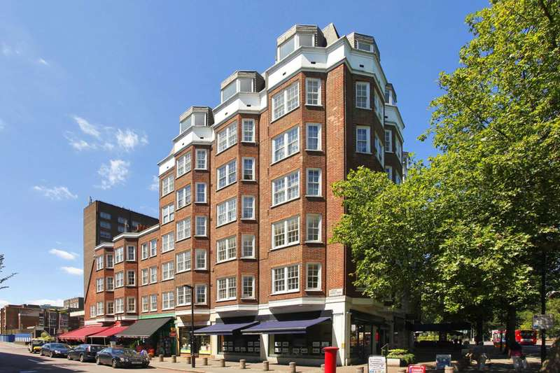 4 Bedrooms Flat for rent in Park Road, St John's Wood, NW8