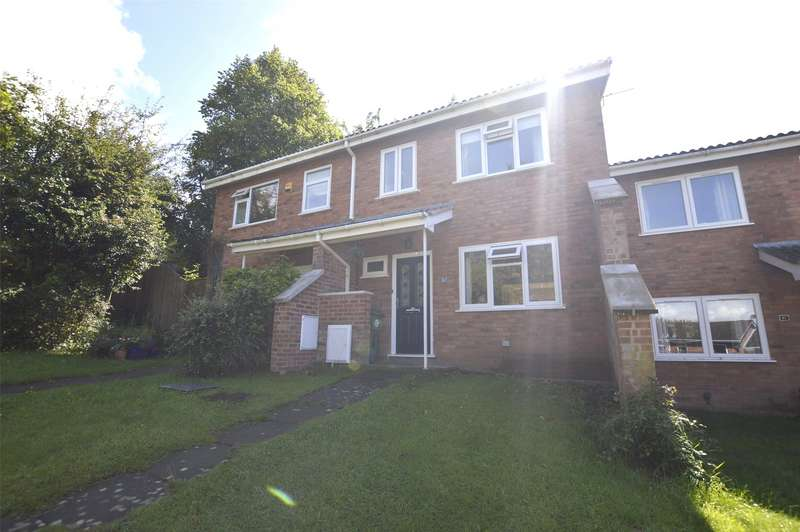 3 Bedrooms Terraced House for sale in Wessex Drive, Cheltenham, Gloucestershire, GL52