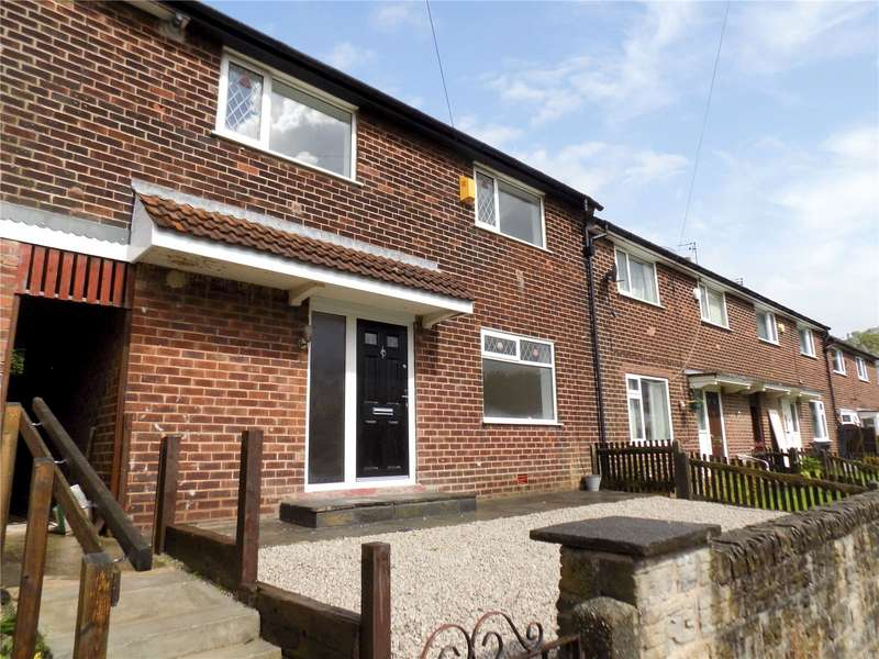 3 Bedrooms Terraced House for sale in Freshfield Avenue, Bolton, Greater Manchester, BL3