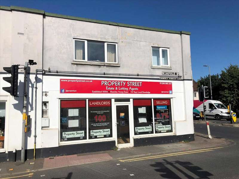 Commercial Property for rent in Magdalen Street, Colchester