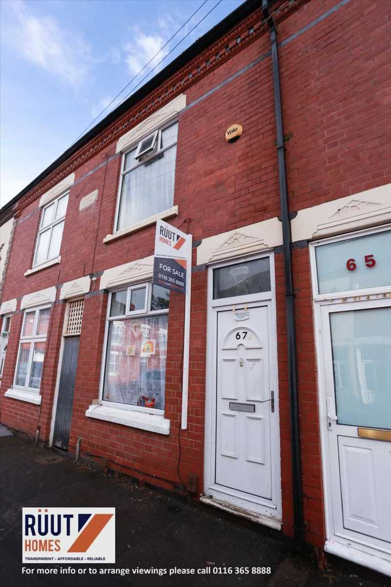 3 Bedrooms Terraced House for sale in Willowbrook Road, Leicester