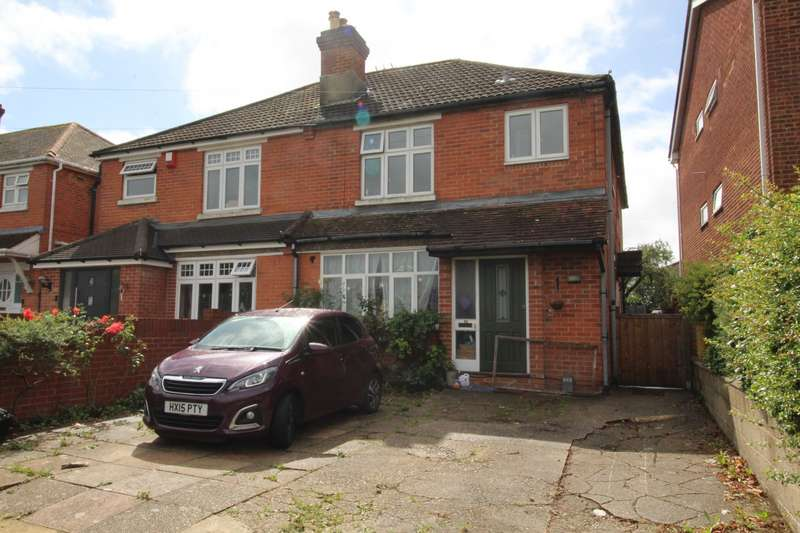 2 Bedrooms Apartment Flat for sale in Oakley Road, Southampton, Hampshire, SO16
