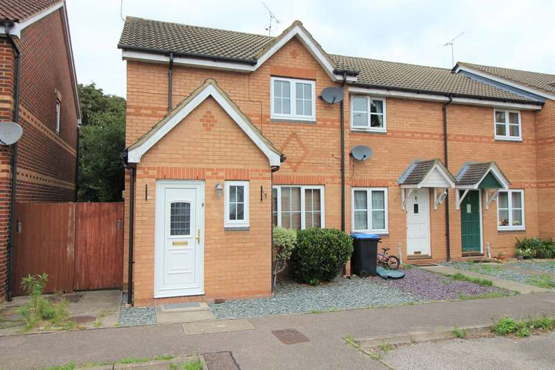 3 Bedrooms End Of Terrace House for sale in Heyford Way, Hatfield, AL10