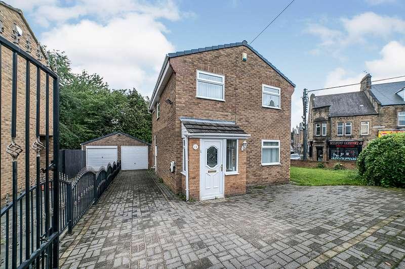 3 Bedrooms Detached House for sale in Chesmond Drive, Blaydon-on-Tyne, NE21