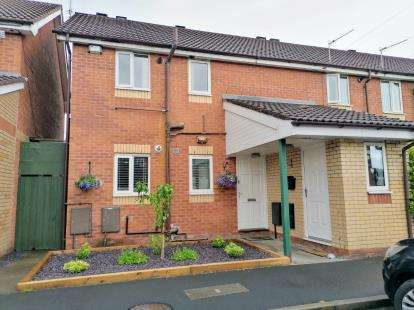 1 Bedroom Flat for sale in Mitchells Quay, Failsworth, Greater Manchester
