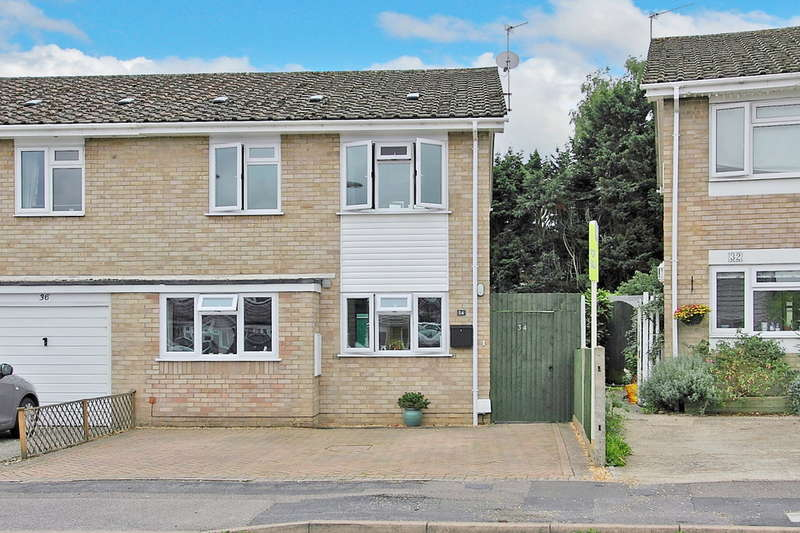 4 Bedrooms Semi Detached House for sale in Lightsfield, Oakley