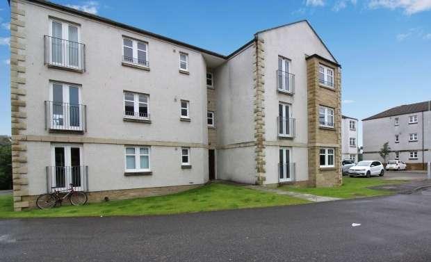 2 Bedrooms Flat for sale in Merchants Way, Inverkeithing, Fife, KY11 1PE