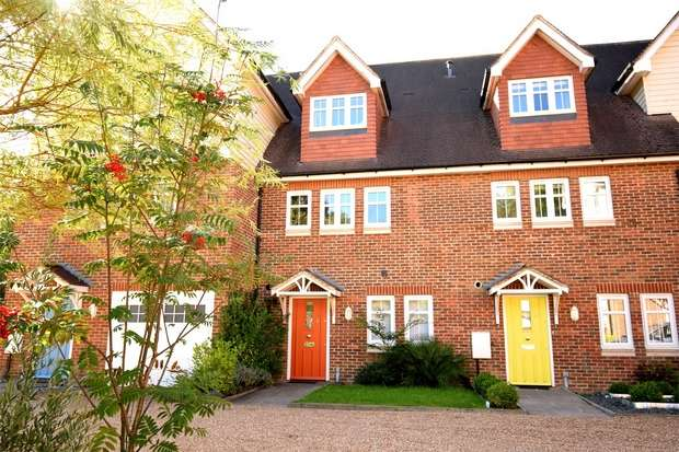 4 Bedrooms Town House for sale in Oakhurst Park Gardens, Hildenborough, Tonbridge, Kent