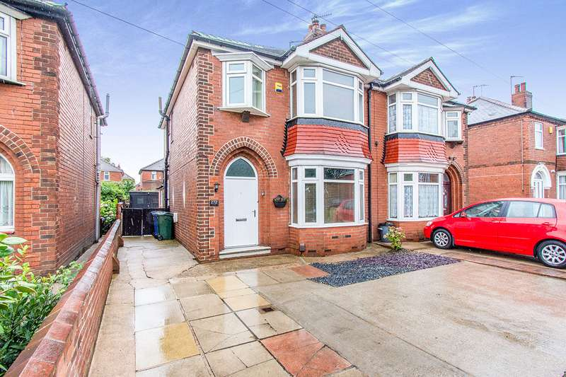 3 Bedrooms Semi Detached House for sale in Carr House Road, Belle Vue, Doncaster, DN4
